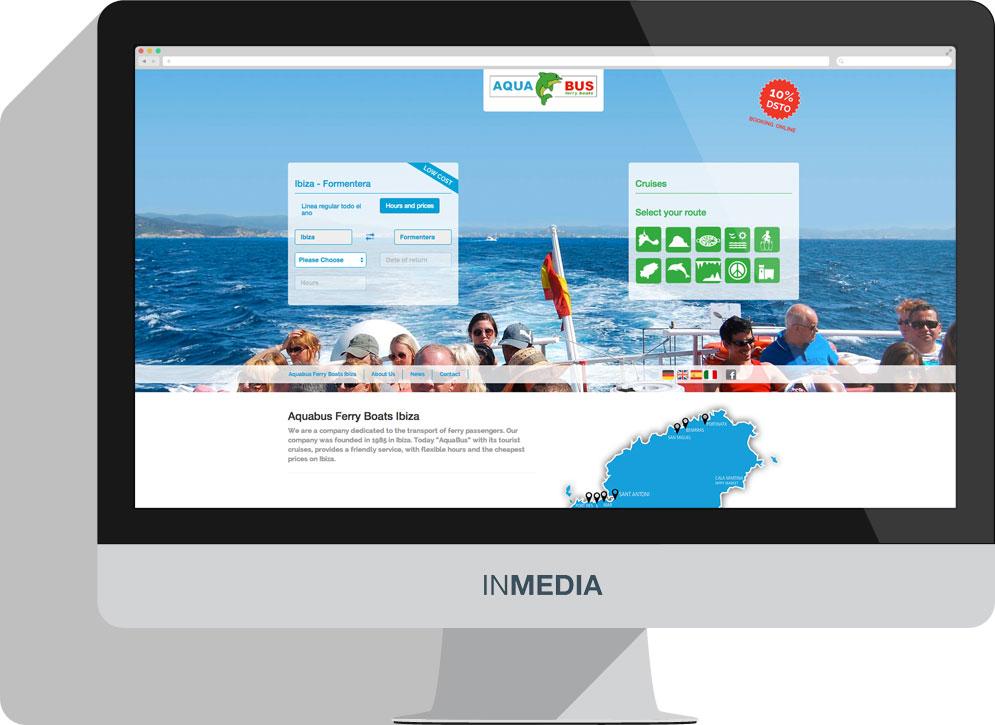 Aquabus Ferry Boats Ibiza