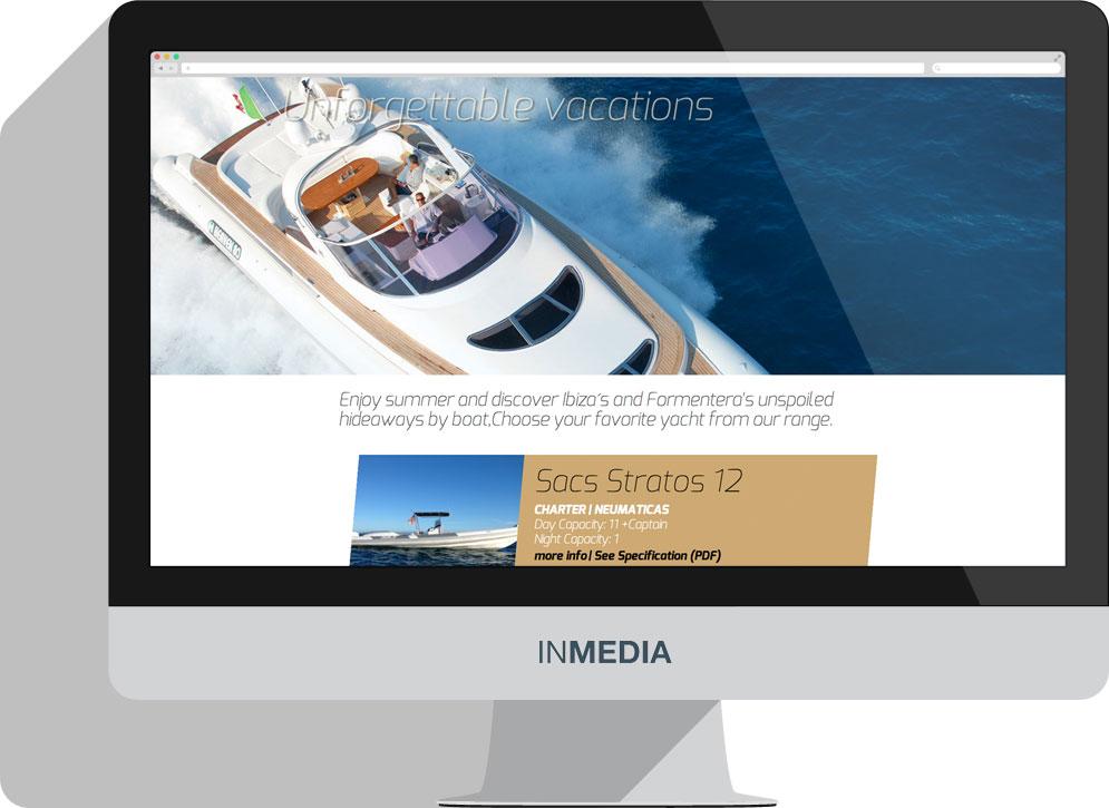 Charter Ibiza