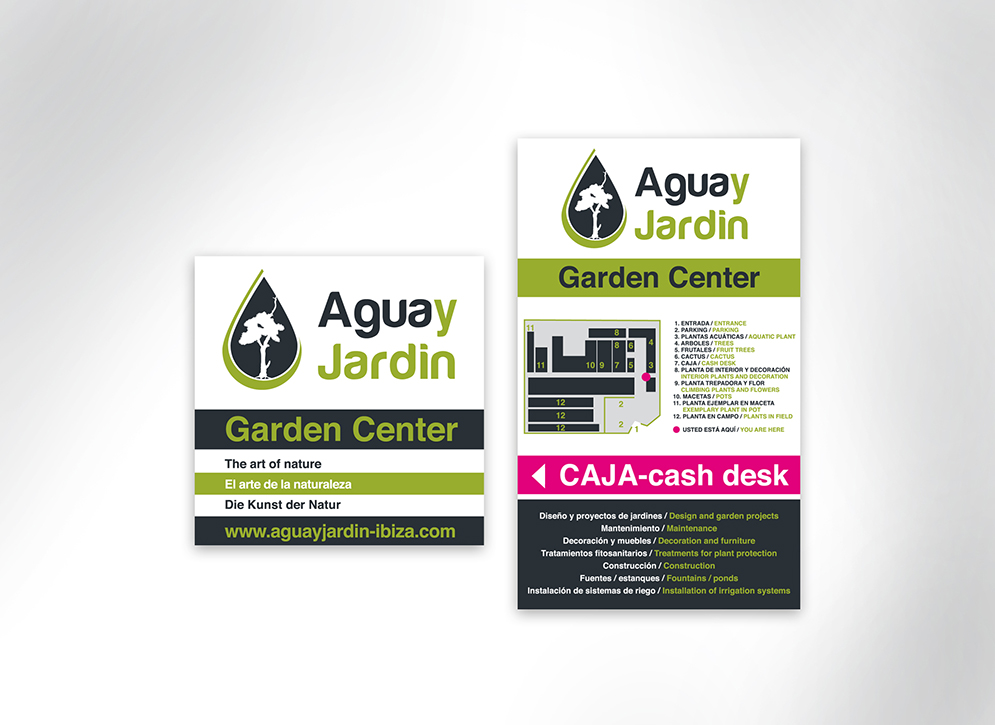 Agua y Jardin