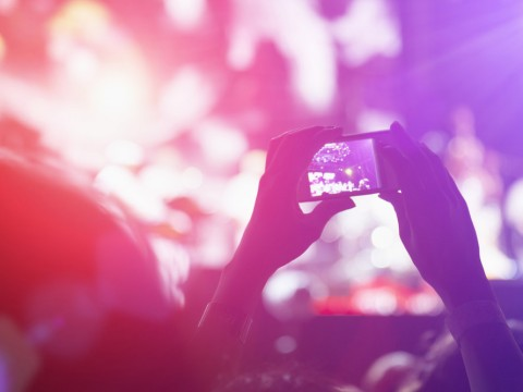 Use of social media to advertise your event