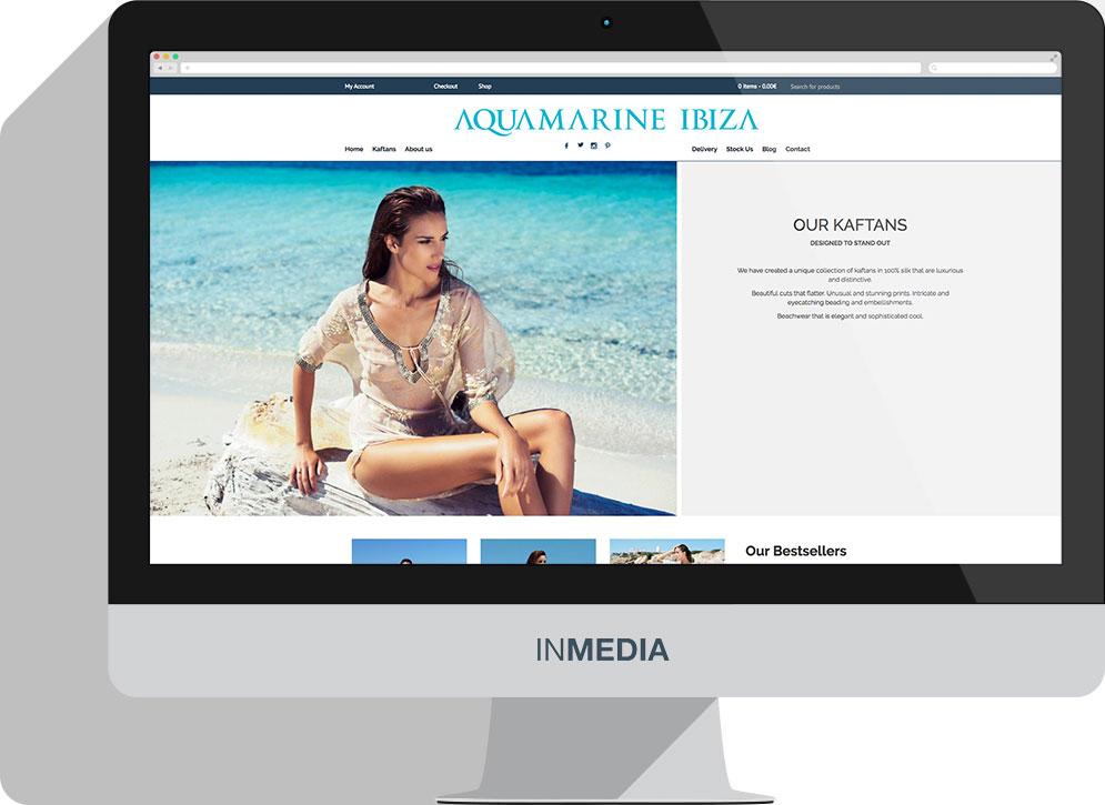 Aquamarine Kaftans Ibiza