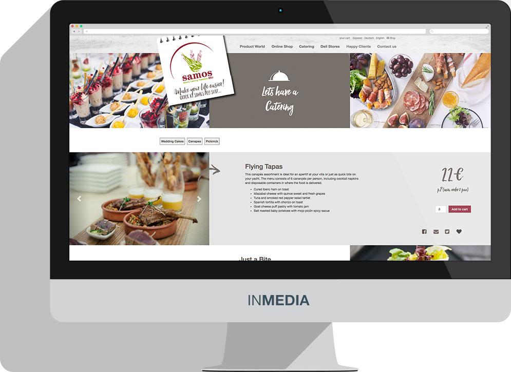 Samos Deli Online Shop