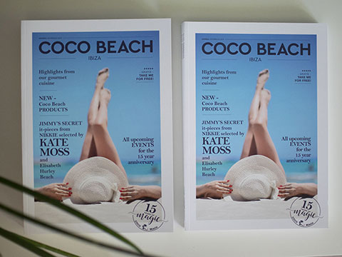 Coco Beach Magazin